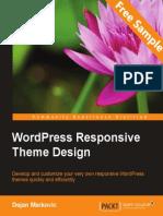Wordpress Responsive Theme - Sample Chapter