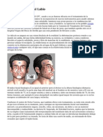 Cirugia Perfil Facial Labio