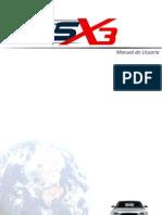 manual gps x3