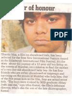 Thanks Maa - Midday - Bangalore - 12-05-09