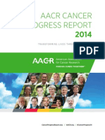 AACR Report 2014