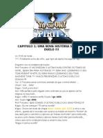Yu-Gi-Oh Spirit X - Capitulo 1