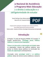 Apresentação da Qualificação (Mestrado - 2015) Título
