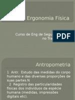 Ergonomia Física