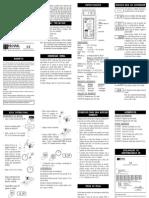 Manual Hi 93705
