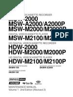 SONY MSWA-2000 VOLUME 2