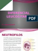 DIFERENCIAL LEUCOCITARIO