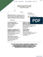 Haddad v. Indiana Pacers et al - Document No. 61
