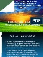 Modelo Pedagogico Institucional