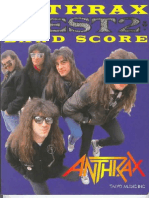 Anthrax - Best Band Score