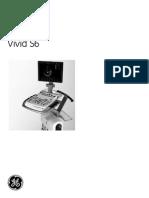 GE Vivid S6 Datasheet