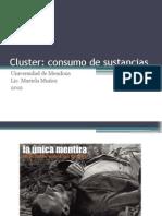 Cluster Adicciones