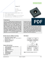 Sensirion Humidity SHTC1 Datasheet V3