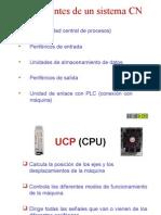 CNC 003(COMPONENTES DE UN SISTEMA CNC).pps