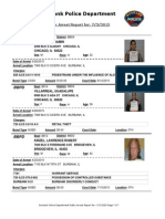 public arrest report for 3jul2015