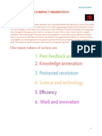 Compact Manifesto Version 1.0