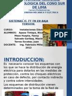 Univeridad Nacional Tecnologica Del Cono Sur de Lima