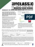 Putnam County Classic Flyer 2015