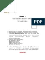 Examen Macroeconomia I