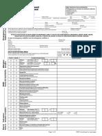USSACP Form 002 - Hoja de Historial Medico