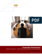 Corporate Governance- Financial Crisis & the Nigerian Leadership Meltdown 290909