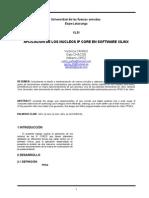 APLICACIÓN DE LOS NUCLEOS IP CORE EN SOFTWARE XILINX