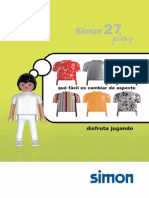 Coleccion Simon 27 Play