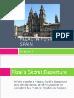 Chapter 9-Rizal in Peninsular Spain
