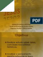 Roteiro 8 Jesus