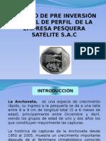 Exposicion de Proyecto Pesquero