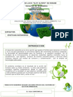 Medio Ambiente y Responsabilidad Social
