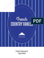 Paige Nelson- Product Redesign