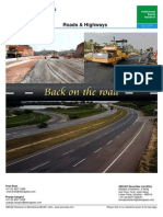 Roads & Highways - Initiating Coverage 08-07-14