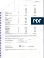 9854 Goldlink Insurance Audited 2013 Financial Statements May 2015