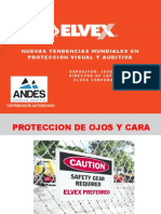 Nuevas Tendencias Mundiales en Proteccion Visual y Auditiva - Andes Seguridad