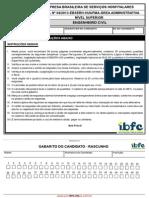 Ibfc 138 Engenheiro Civil