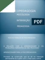 Fundamentos Da Psicopedagogia