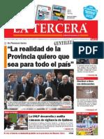 Diario La Tercera 03.07.2015
