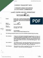 September 29-1987 Transcript PA SEC Oct 20 2006