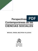 Ciencias Socialess en La Actualidad