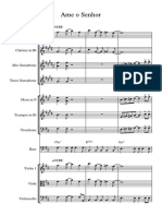 Ame Ao Senhor - Score and Parts