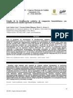 Catalizadores de vanadio soportados en zirconia