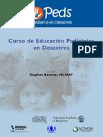 Pediatria desastres, urgencias