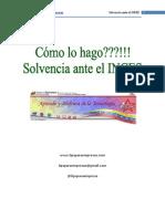 Guia Practica Para La Solicitud de Solvencia en El INCES Ed02