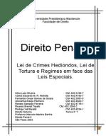 Apostila D.penal - Leis Extravagantes.