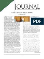 July 2015 Journal