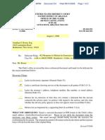 Steinbuch v. Cutler et al - Document No. 24