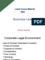 CCM Business Laws