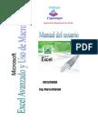 Excel Avanzado Manual