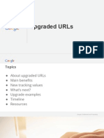 Information - Upgraded URLs Google